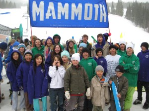 Mammoth representing at Nationals in Colorado 08